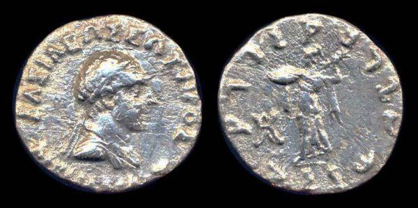 Indo-Greek Menander drachm