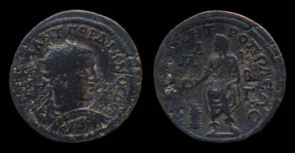 CILICIA, TARSOS, Gordian III, 238-244 AD, bronze medallion or sestertius