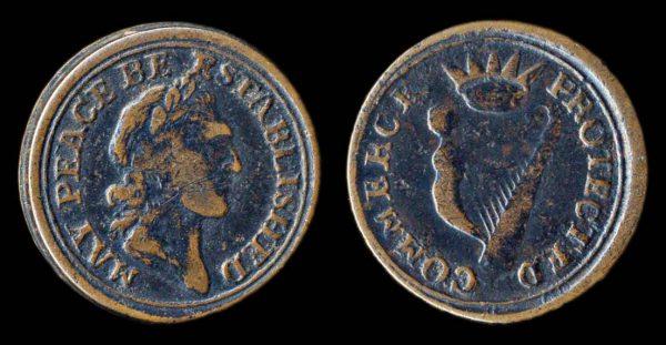 GREAT BRITAIN, LONDON conder token, 1790s