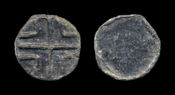 GREAT BRITAIN, lead token, 16-18th century