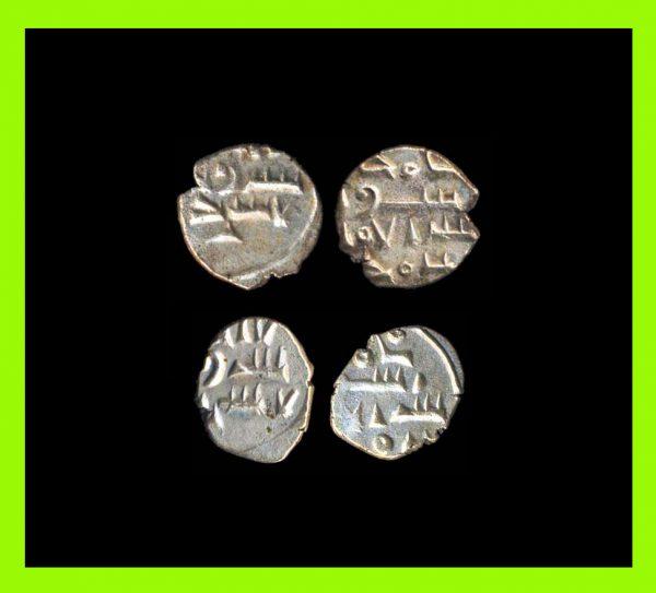 SIND, HABBARID, unattributed or anonymous, silver qanhari dirham, 10th century AD
