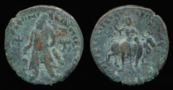 KUSHAN, Vima Kadphises, c. 105-130 AD, unit