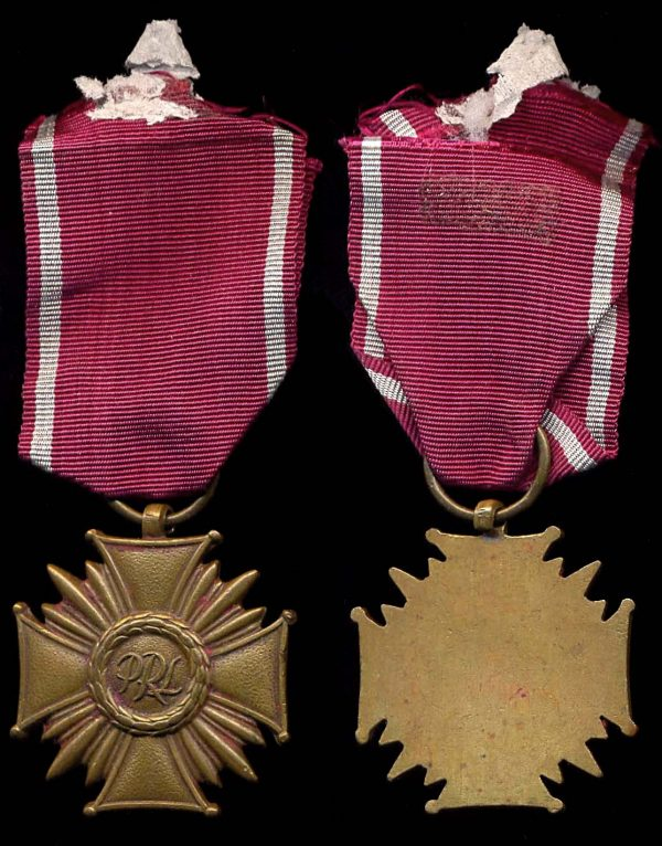 POLAND Civil Merit Cross Third Class
