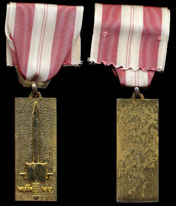 SOUTH VIETNAM Training Service Medal Second Class