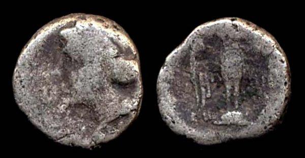 PONTOS, AMISOS, drachm, circa 400-350 BC