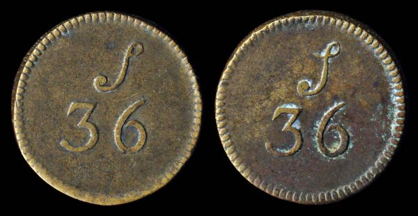 GREAT BRITAIN, coin weight, mid-19th century