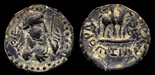 KUSHAN, Soter Megas, circa 55-105 AD, drachm