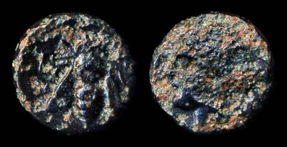IONIA, EPHESOS, bronze minor, circa 280-258 BC