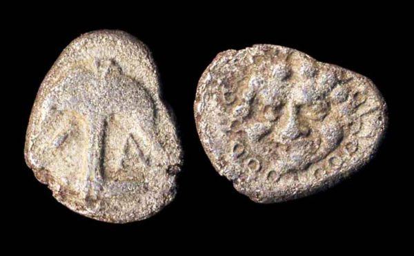 THRACE, APOLLONIA PONTICA, silver drachm, circa 450-400 BC