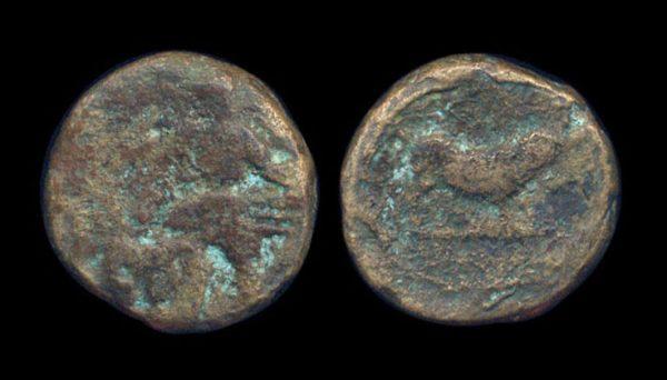 ATTICA, ELEUSIS, bronze, 3rd century BC