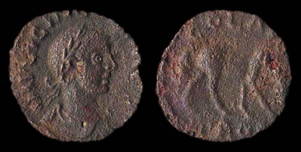 TROAS, ALEXANDRIA TROAS, Gallienus, 253-268 AD, bronze