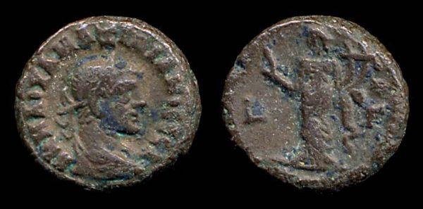 EGYPT, Maximianus, 286-305 AD, billon tetradrachm, year 3