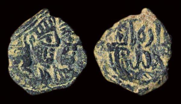 NABATEA, Rabbel II & Gamilath, 71-106 AD, bronze