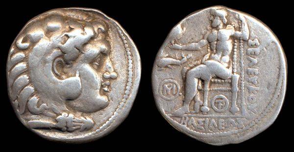 SELEUKID, Seleukos I, 312-290 BC, silver tetradrachm