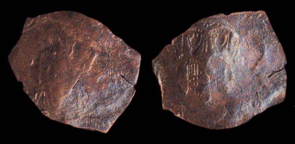 BULGARIA, copper, trachy, no date (circa 1186-96 AD)