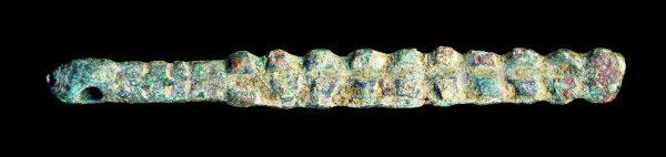"CHINA, ancient bronze ""stick"" money"