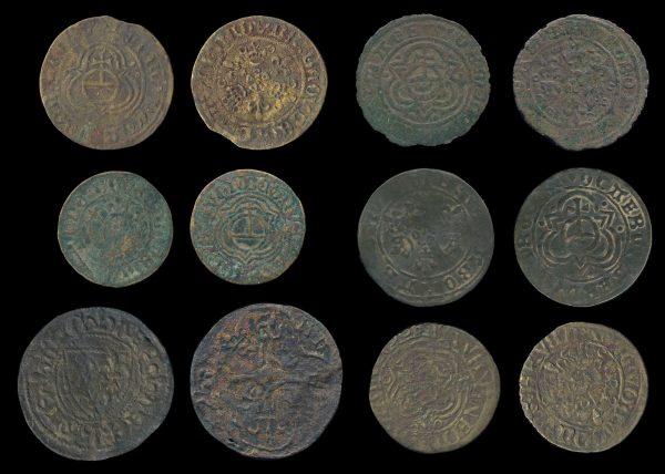 GERMANY, 16th century eton lot