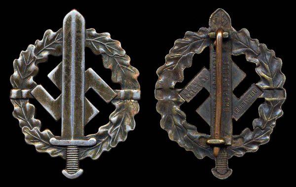 German SA sports badge