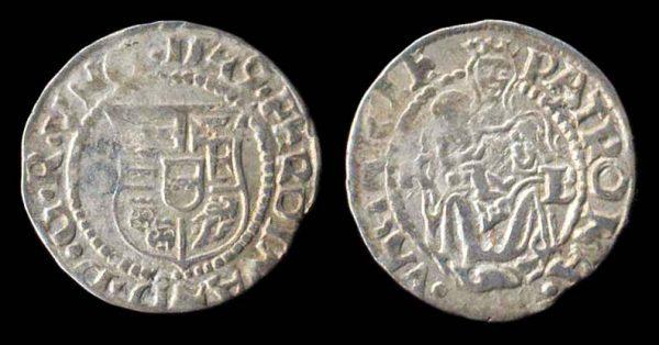 HUNGARY, denar, 1549 KB