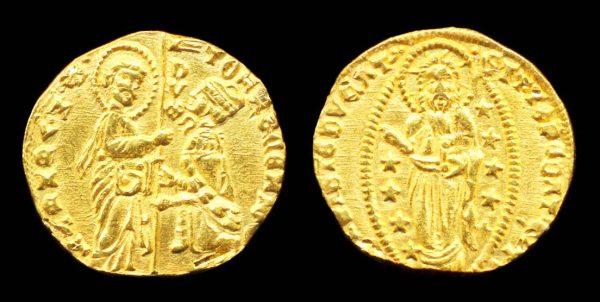 ITALY, VENICE, Tomaso Mocenigo, 1414-23, gold ducato