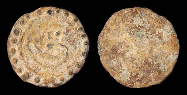 MYANMAR, PEGU, lead, minor, no date (16th-17th century)