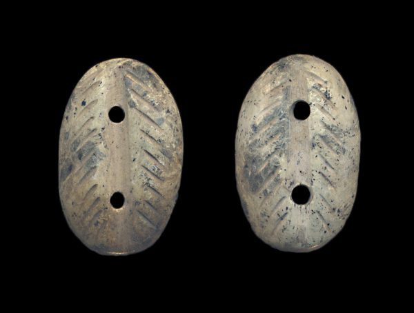 ANCIENT CHINESE jade imitation cowrie