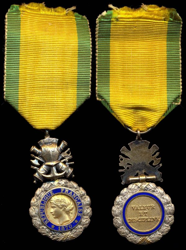 FRANCE Medaille Militaire