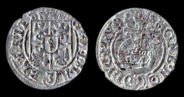 POLAND 3 pelker 1625