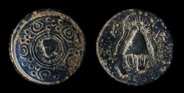 MAKEDONIAN KINGDOM, Anonymous, bronze minor, (after 311 BC)