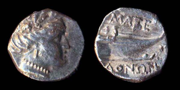 MAKEDONIAN KINGDOM, Autonomous, circa 185-168 BC, silver tetrobol