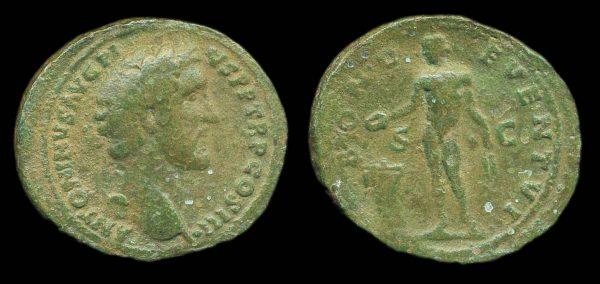 ROMAN EMPIRE, Antoninus Pius, 138-161 AD, as