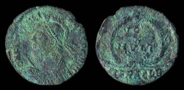 ROMAN EMPIRE, Julian II, 360-363 AD, centenionalis, Heraclea mint