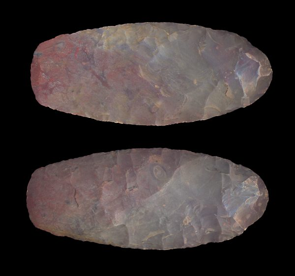 WEST AFRICAN NEOLITHIC FLINT AXE