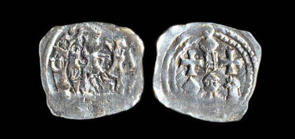 AUSTRIA FREISACH Eberhard II 1200-46 denar
