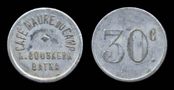 MOROCCO merchant token 1920s?