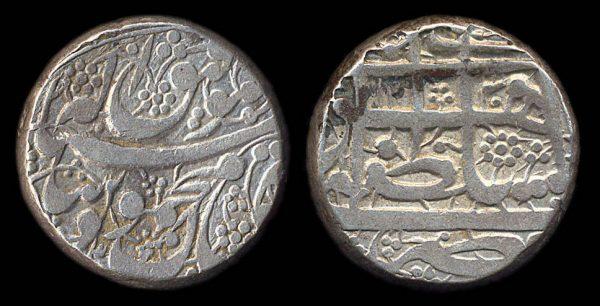 AFGHANISTAN Mahmud Shah Durrani rupee 1230 AH (1815 AD) Herat