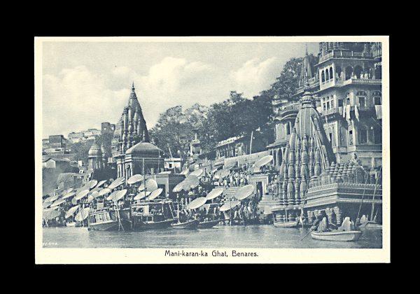 INDIA postcard 1920s